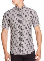 Alexander McQueen Regular-Fit Short Sleeve Shirt