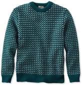 L.L. Bean Heritage Sweater, Norwegian Crewneck