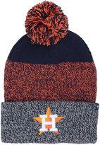 '47 Houston Astros Static Pom Knit Hat