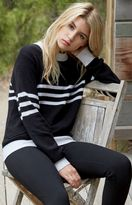 Lisakai Stripe Pullover Sweater
