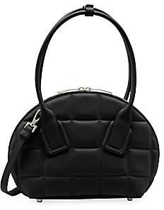 Bottega Veneta Women's Small Leather Top Handle Bag