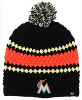 '47 Women's Miami Marlins Leslie Knit Hat