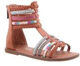 Nina Girl's Cayenne Embellished Gladiator Sandal