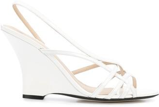 ALEVÌ Milano Valerie wedge sandals