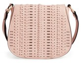 Phase 3 Woven Saddle Bag - Pink