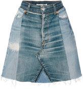 RE/DONE denim skirt - women - Cotton - 28