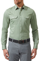 Dockers Alpha Khaki Slim-Fit Shirt
