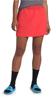 The North Face Class V Skort (Cayenne Red) Women's Skort