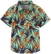 Crazy 8 Palm Shirt