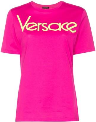 Versace Vintage logo T-shirt