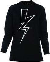 Neil Barrett Lightning Dress