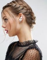 Asos Bouquet Ear Cuff