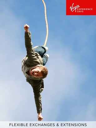 Virgin Experience Days Bungee Jump for One at a Choice of 9 Locations