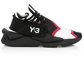 Y-3 Men's Kaiwa Knit Chunky Sneakers