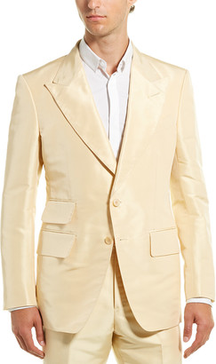 Tom Ford Atticus Silk Jacket