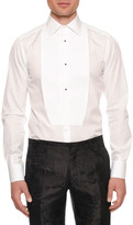 Dolce & Gabbana WHITE TUX SHIRT