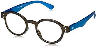 Peepers Unisex-Adult Book It! 359150 Round Reading Glasses
