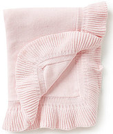 Edgehill Collection Knit Ruffle Blanket
