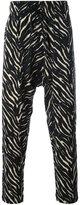 Tom Rebl 'Zebra' trousers