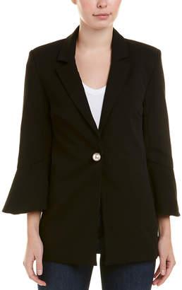Romeo & Juliet Couture 3/4-Sleeve Blazer