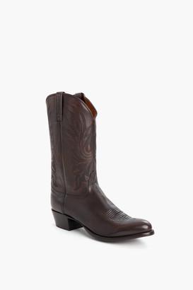 Lucchese Carson Calfskin Boot