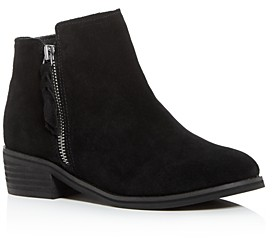 Blondo Women's Liam Waterproof Low-Heel Booties