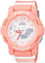 Casio Baby-G Women's Watch BGA-185-4AER