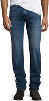 Hudson Byron Straight-Leg Denim Pants, Blue
