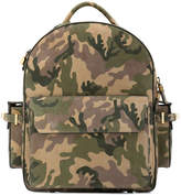 Buscemi camouflage print backpack