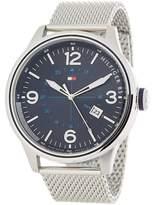 Tommy Hilfiger Men's Peter Mesh Bracelet Watch, 46mm