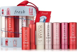 Fresh Sealed with Sugar Travel Size Sugar Lip Treatment Set