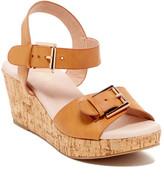Restricted Break-Up Wedge Sandal