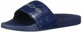 Bebe Women's FYNNLEY Slide Sandal