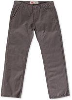 Levi's Boys' 505 Regular Fit Chino Pants