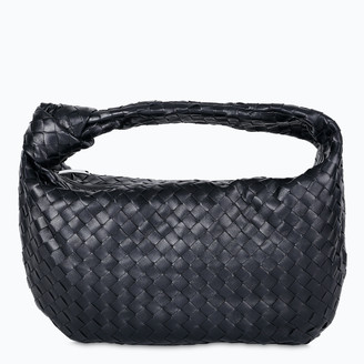 Bottega Veneta Black Jodie bag