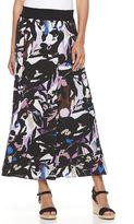 Dana Buchman Women's Crepe Maxi Skirt