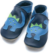 Starchild shoes Boys Soft Leather Baby Shoes Dino