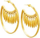Gurhan Gold Hoop Earrings, Large