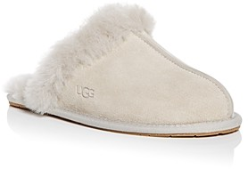 UGG Women's Scuffette Shearling Slide Slippers