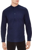 Sandro Classic Fit Button-Down Shirt