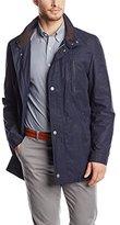 Daniel Hechter Men's Long Sleeve Jacket - Blue - Small