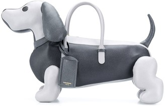 Thom Browne Fun-mix Pebble Hector Bag