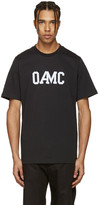 Oamc Black Isle Logo T-shirt