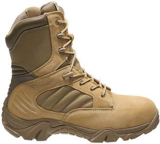 Bates Footwear Mens Gx8 Comp Toe Slip Resistant Work Boots