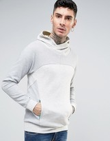 Scotch & Soda Scotch and Soda Twisted Hoodie