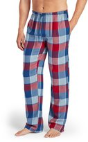 Jockey Men's Sleepwear Plaid Flannel Pant
