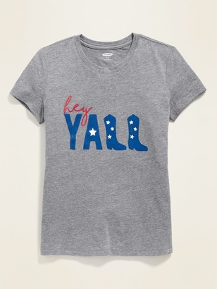 Old Navy Texas Graphic Tee for Girls