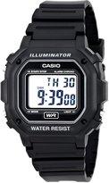 Casio Men's Classic Digital Resin Watch F108WH-1