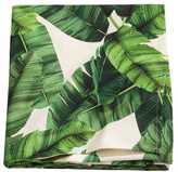H&M Leaf-print Cotton Tablecloth