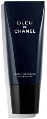 Chanel Bleu De Shaving Cream